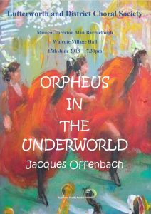 Orpheus In The Underworld - Concert