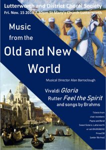 music from the old and new world